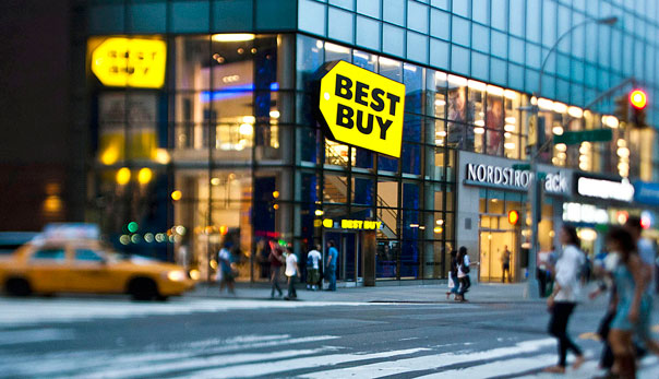 image of Best Buy Store