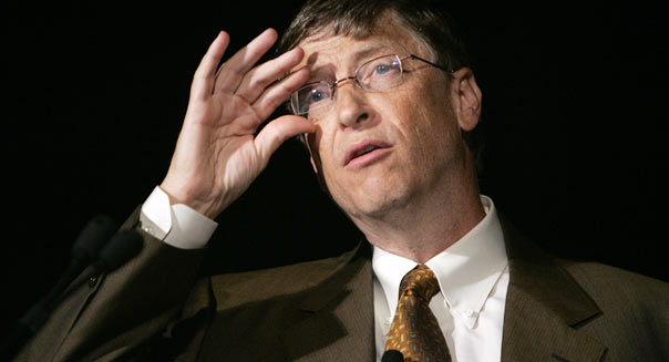 MIcrosoft chairman Bill Gates. (Elaine Thompson, AP)