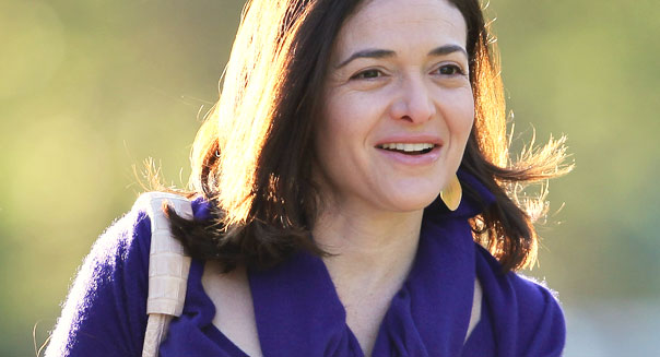 Chief Operating Officer Sheryl Sandberg