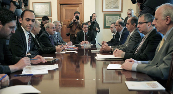 cyprus banking crisis cypriot government