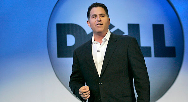 founder Michael Dell 