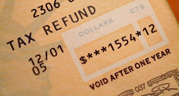 income tax refunds taxpayers