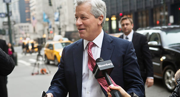 Jamie Dimon agrees there is financial inequality