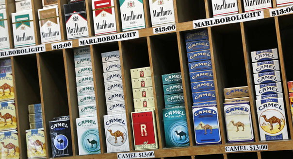 Native New Jersey cigarettes Marlboro