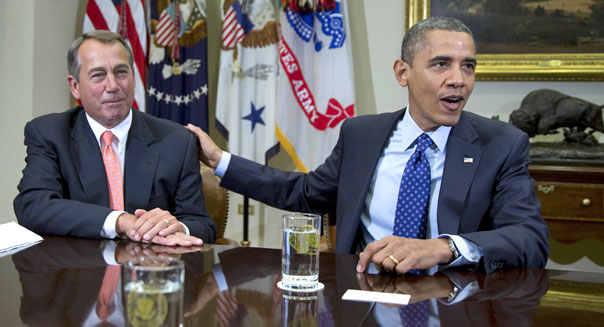 Obama Charm Offensive Yields No Breakthroughs