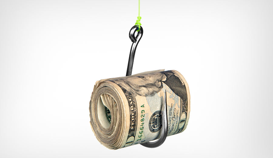 Free Money IRS Scam - Inflated Refunds IRS Tax Scam