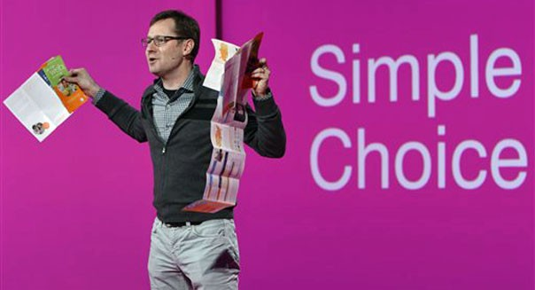 t-mobile sell apple iphone without contract