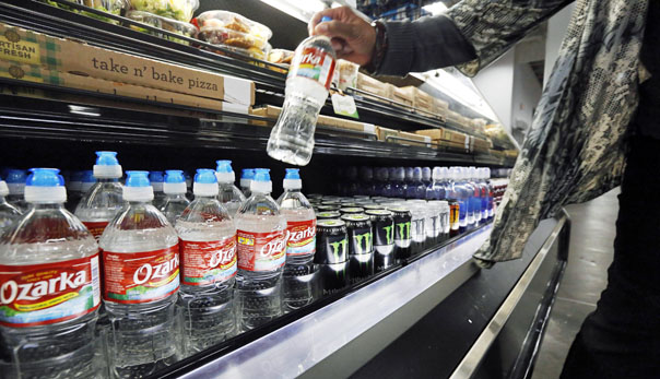 consumes love water soda ban