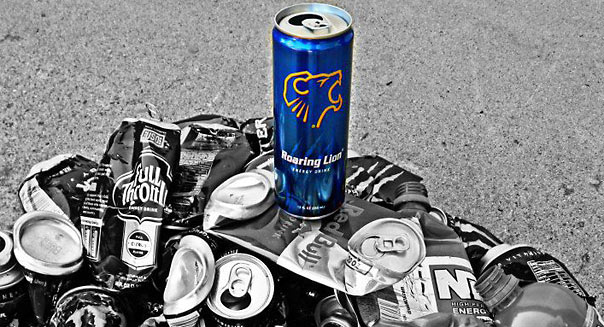 The Roaring Lion Energy Drink
