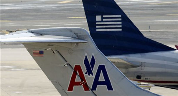 american airlines us airways merger bankruptcy regulatory approval