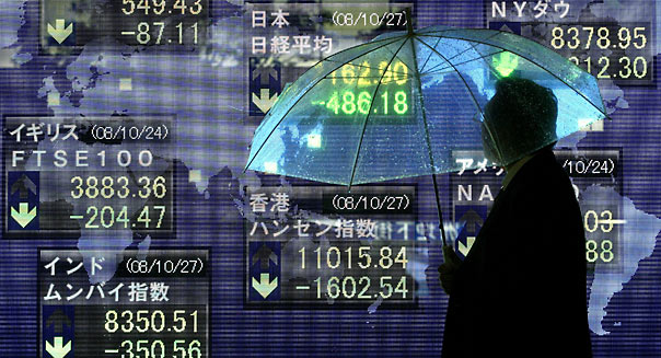 Bubbles - Japanese stock Market