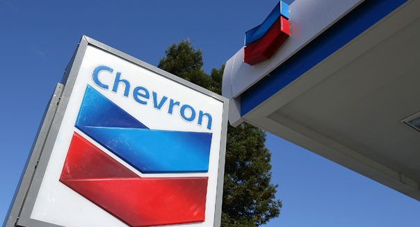 chevron earnings oil prices