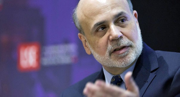 federal reserve interest rates economy ben bernanke