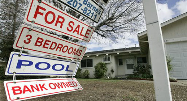 realtytrac repossessions foreclosures real estate homes