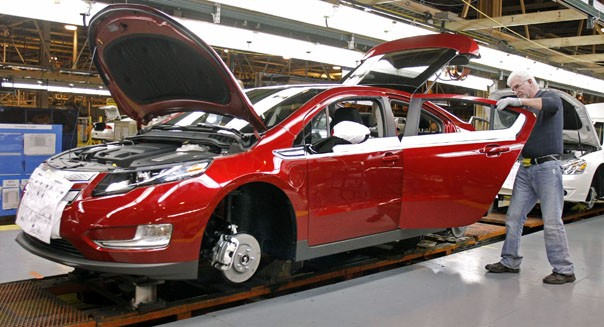 gm factories four states manufacturing jobs