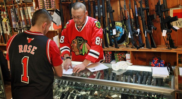 GE capital loans gun shops