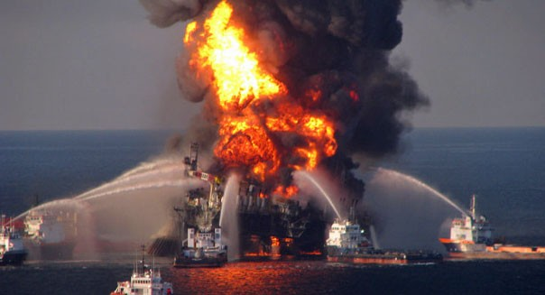 halliburton earning gulf oil spill