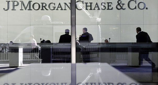 jpmorgan chase earnings