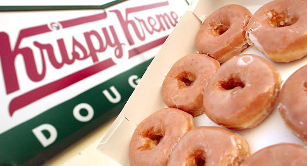 Krispy Kreme Doughnuts for 'Heroes' This Weekend
