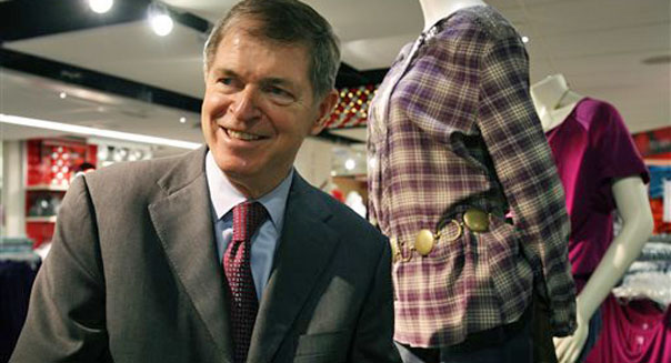 jcpenney ceo mike ulllman ron johnson ousted
