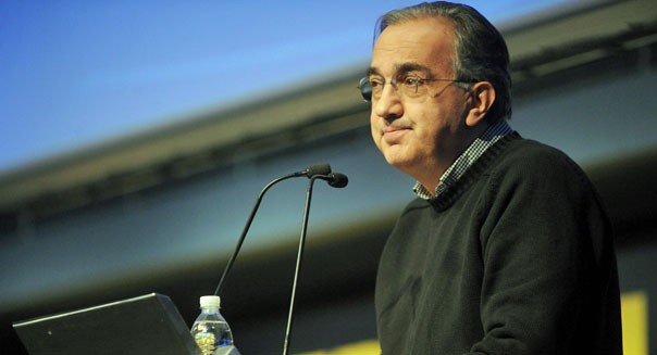 sergio marchionne chrysler earnings