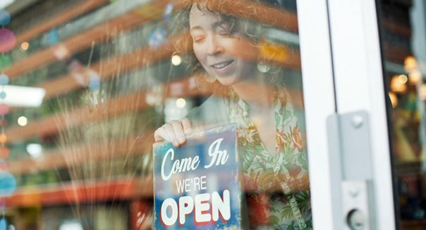 small business owners sentiment optimism economy recovery
