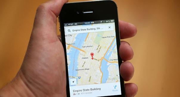 smartphone map iphone court case ticket