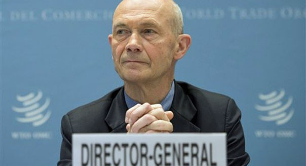 world trade organization pascal lamy trade protectionism