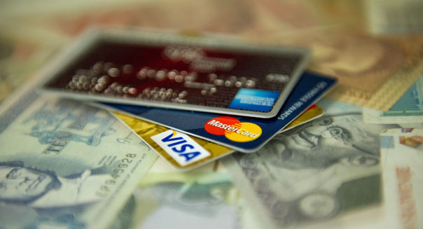 consumer credit card use march