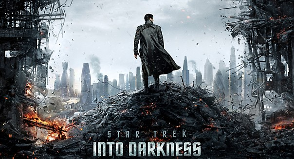 Star Trek Into Darkness movie still