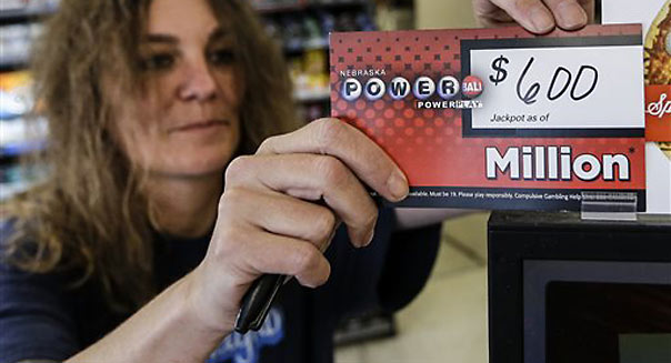 $600 Million Powerball: 1 Winning Ticket Sold in Fla.