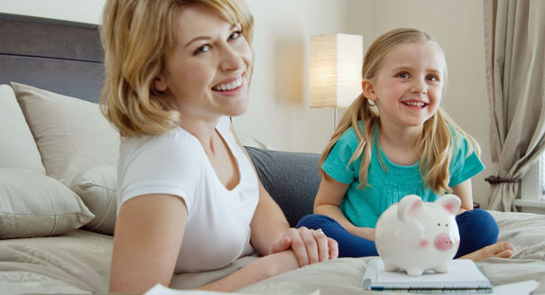 mother daughter savings bank