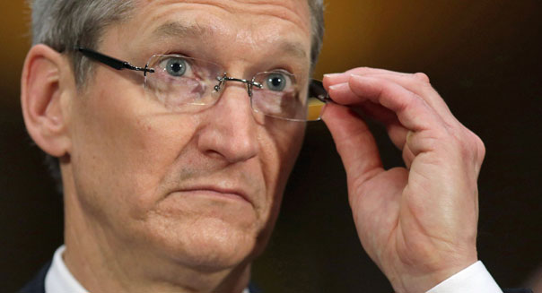apple ceo tim cook ipad iphone tv
