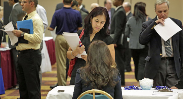 job seeker jobless benefits