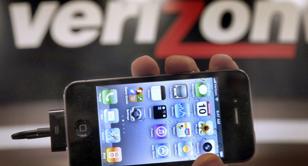 verizon wireless vodaphone investors stake