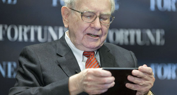 warren buffet tweets twitter