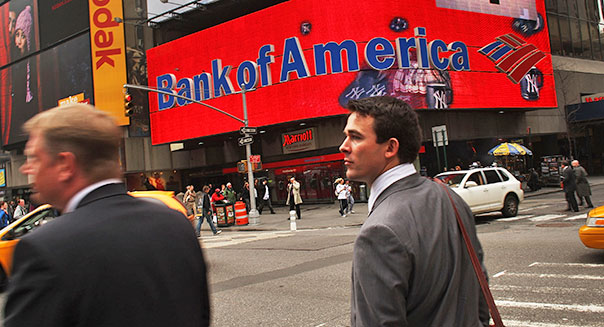 Bank of America lawsuit