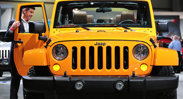 chrysler jeep recall wrangler patriot compass air bags transmission fluld leak