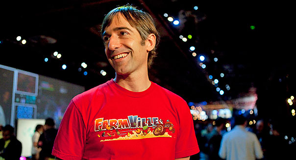 Mark Pincus, chief executive officer and founder of Zynga