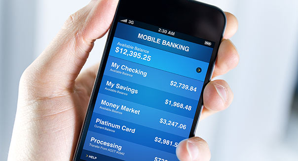 Banking on your smart phone