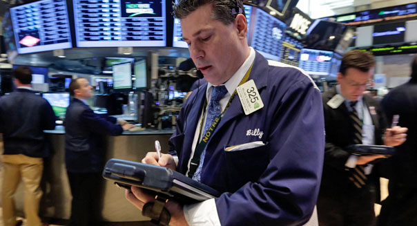 nyse trader wall street stocks investing global markets commodities gold