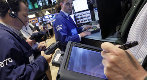 wall street preview world markets federal reserve bond buying