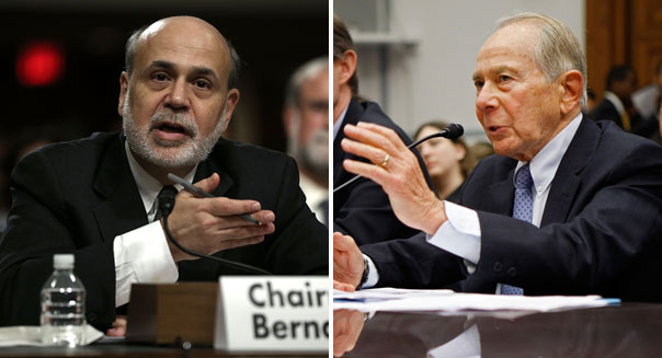 Bernanke should testify in AIG bailout lawsuit, judge says