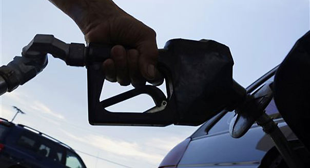 U.S. gas prices up 8 cents over past 2 weeks