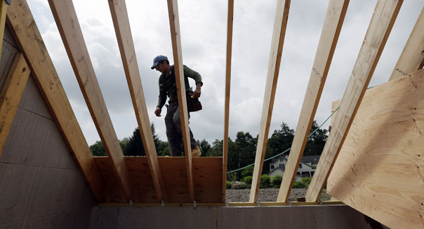 homebuilder confidence sentiment housing market home construction mortgages interest rates