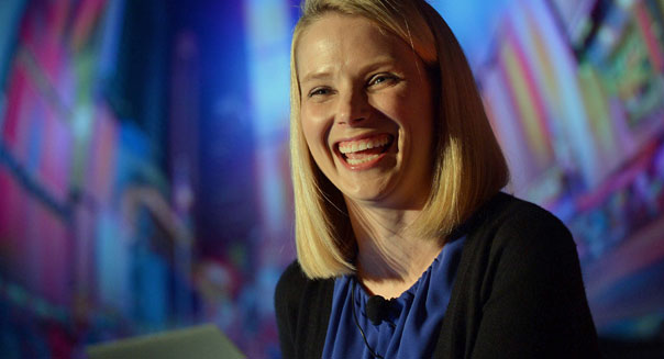 yahoo buys qwiki marissa mayer ceo internet technology apps iphone apple