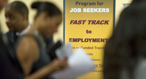 weekly jobless claims unemployment employment job fair search