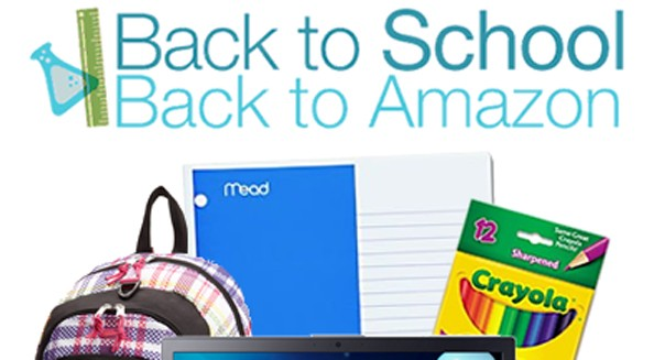 amazon.com back to school coupon screenshot online shopping