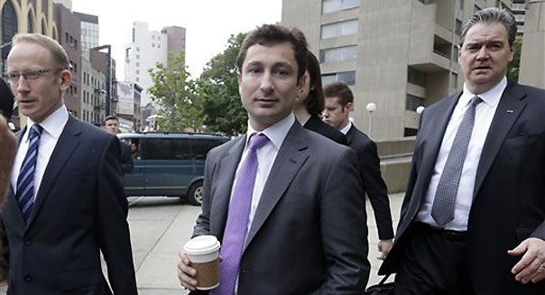 Ex-Goldman trader 'Fabulous Fab' found liable in SEC case