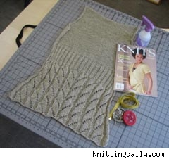 knitting daily beading daily diy life knitting daily 240x226 Images ...